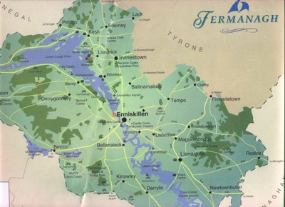 River Shannon Boat hire - Enniskillen - Discover the Shannon  County Fermanagh History