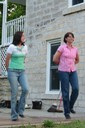 Laura & Linda as Irish Cloggers